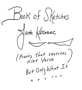 book ofsketches